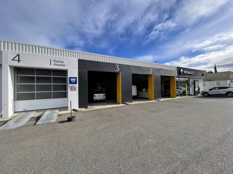 Garage Daries Agent Renault & Dacia