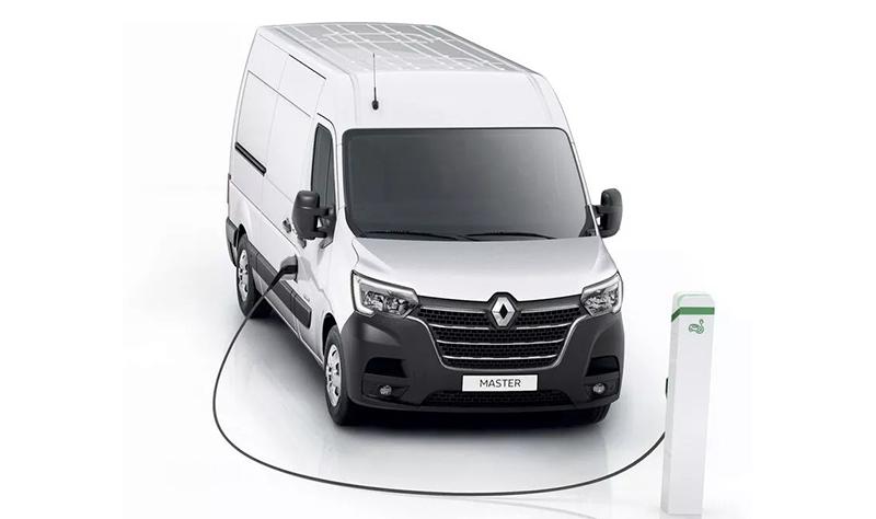 Renault Master Z.E - Garage Daries Agent Renault & Dacia