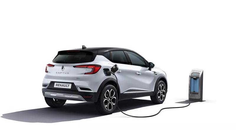 Renault Capture Z.E - Garage Daries Agent Renault & Dacia