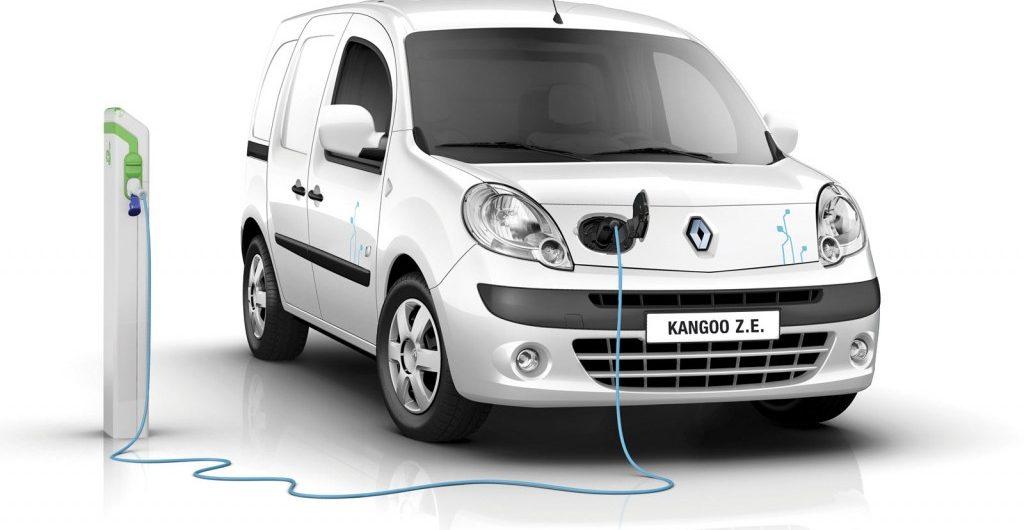 Renault kangoo Z.E - Garage Daries Agent Renault & Dacia