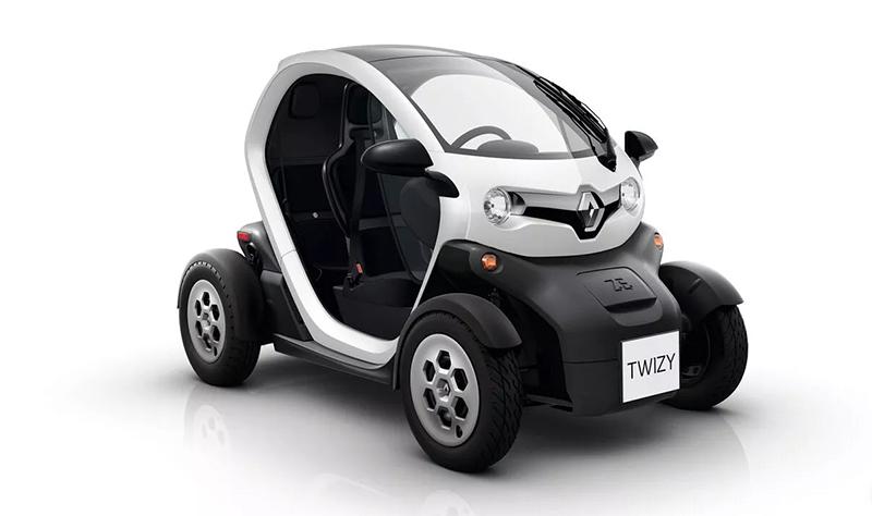 Renault Twizy Z.E - Garage Daries Agent Renault & Dacia