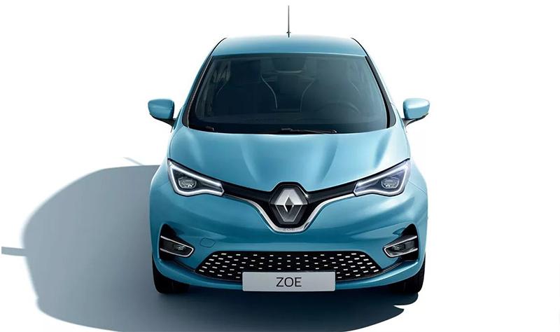 Renault Zoé Z.E - Garage Daries Agent Renault & Dacia